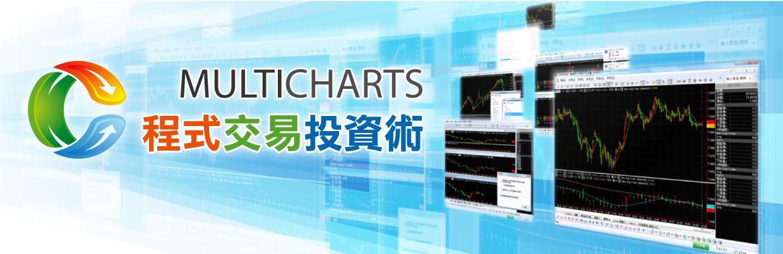 Multicharts程式交易1-期貨基礎篇