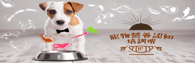寵物營養認知培訓班